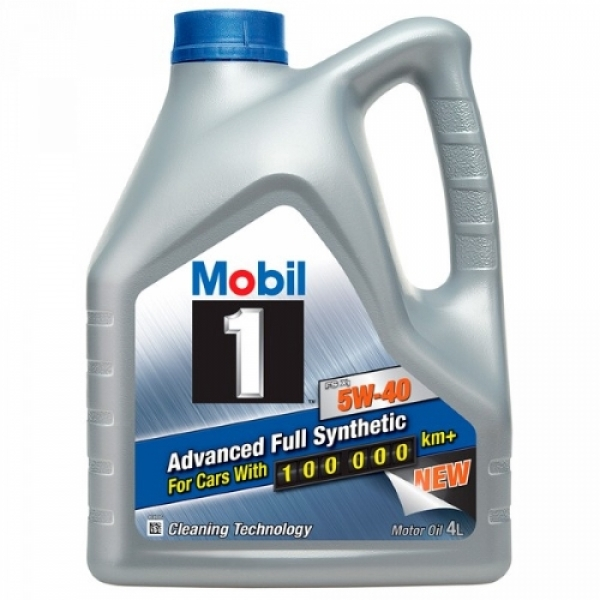 Моторное масло Mobil 1 FS X1 5W-40 4л