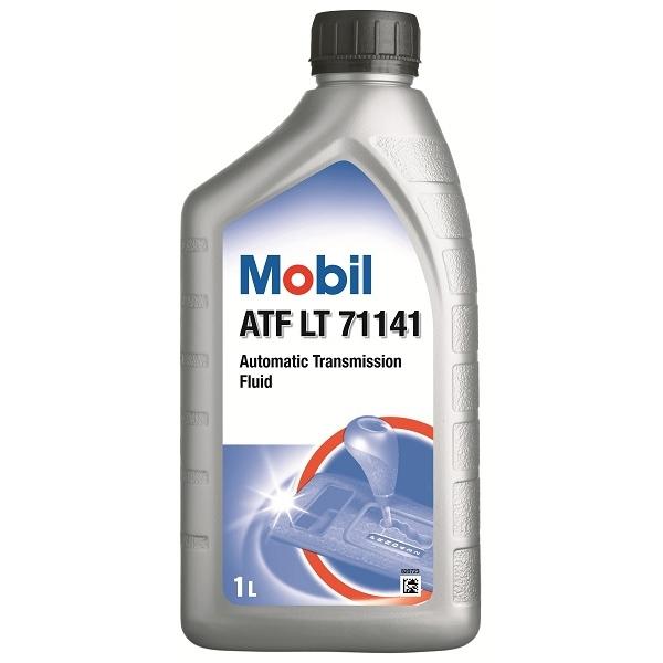 Трансмиссионное масло Mobil ATF LT-71141 1л