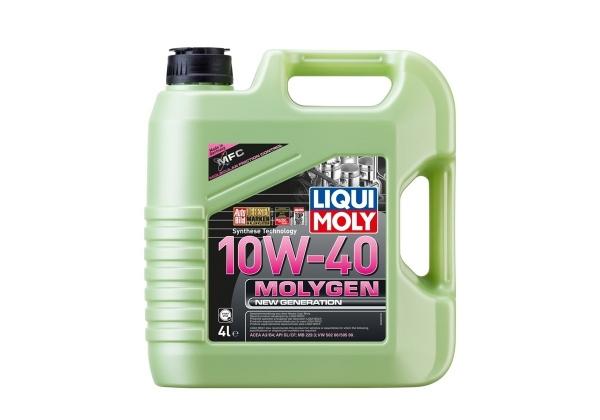 Моторное масло Liqui Moly Molygen New Generation 10W-40 4л