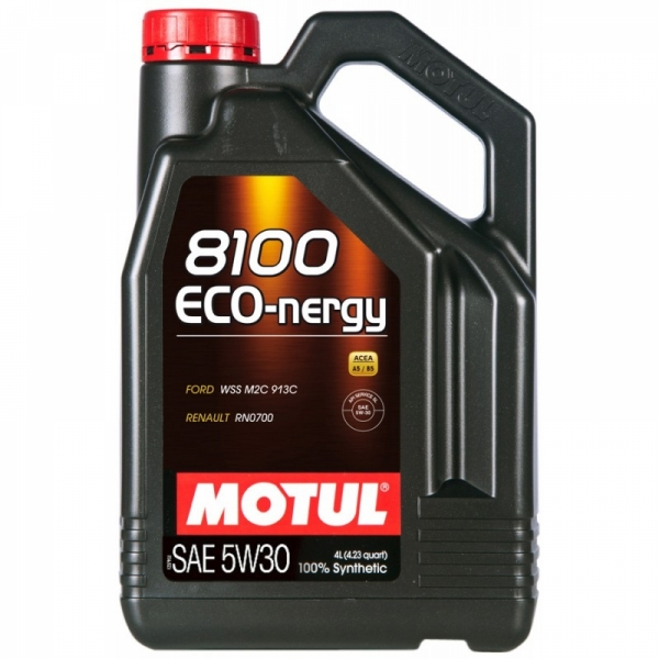 Моторное масло Motul 8100 Eco-nergy 5W-30 (4л)
