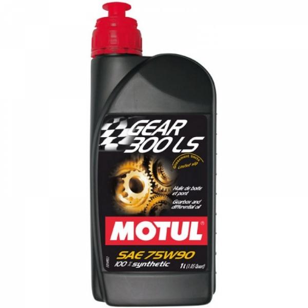 Трансмиссионное масло Motul Gear 300 LS 75W-90 (1л)