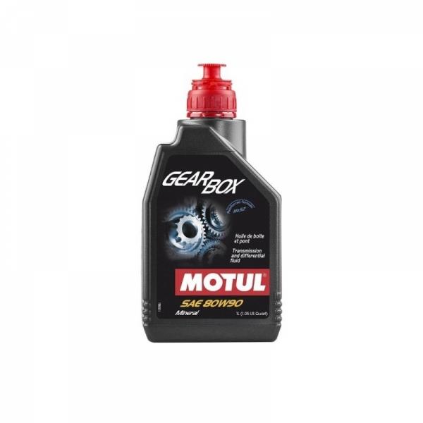 Трансмиссионное масло Motul Gear Box 80W-90 (1л)
