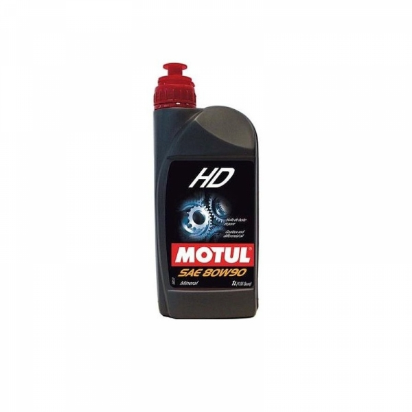 Трансмиссионное масло Motul HD 80W-90 (1л)