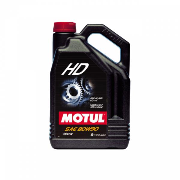 Трансмиссионное масло Motul HD 80W-90 (5л)