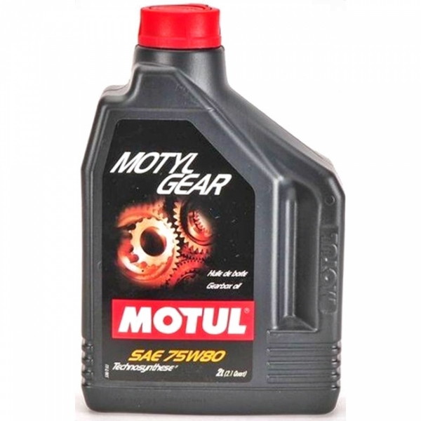 Трансмиссионное масло Motul Motylgear 75W-80 (2л)