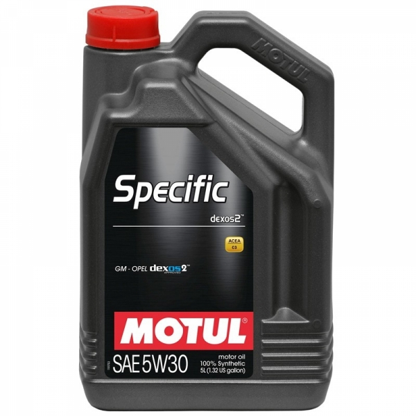 Моторное масло Motul Specific Dexos2 (5л)