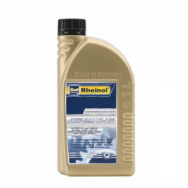 Трансмиссионное масло Swd Rheinol ATF DX VI - LV 1л