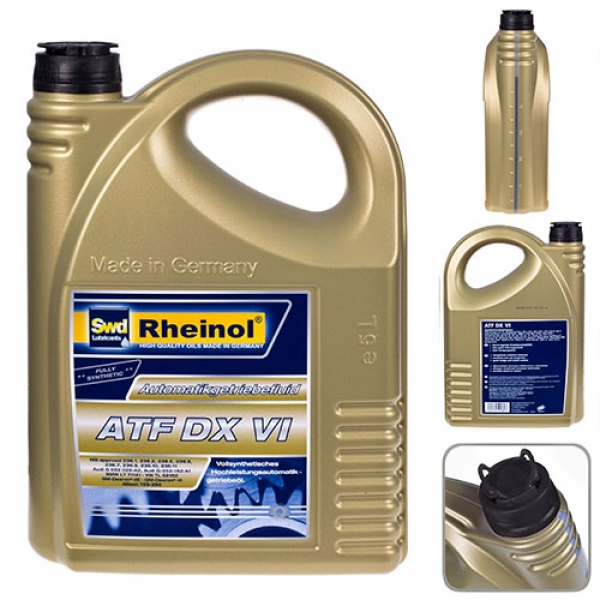 Трансмиссионное масло Swd Rheinol ATF DX VI - LV 5л