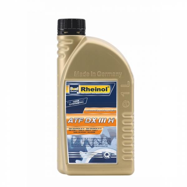 Трансмиссионное масло Swd Rheinol ATF Dexron III H 1л