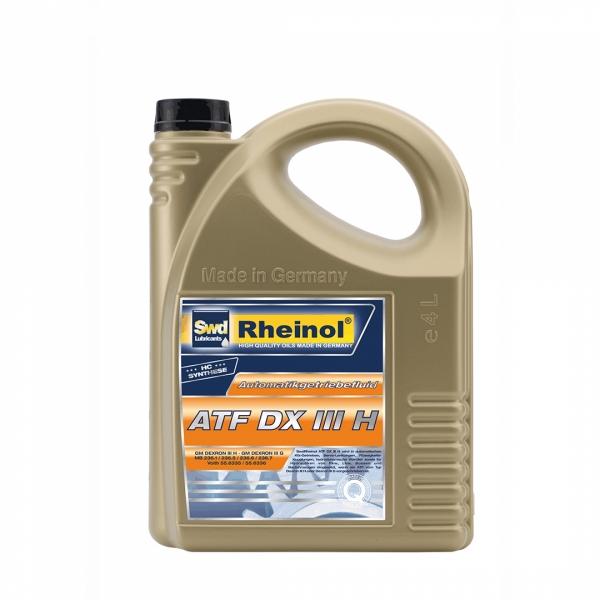 Трансмиссионное масло Swd Rheinol ATF Dexron III H 5л