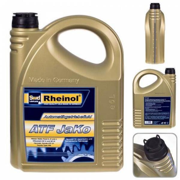 Трансмиссионное масло Swd Rheinol ATF Jako 5л