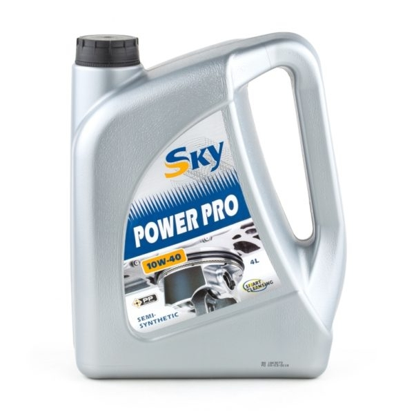 Моторное масло Sky Power PRO 10W-40 (4л)