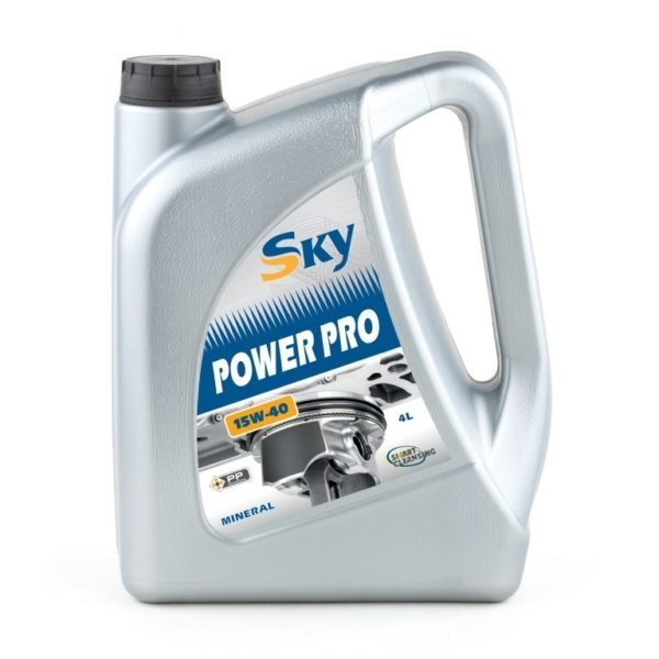 Моторное масло Sky Power PRO 15W-40 (4л)