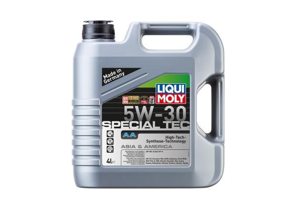 Моторое масло Liqui Moly Special Tec AA SAE 5W-30 4л
