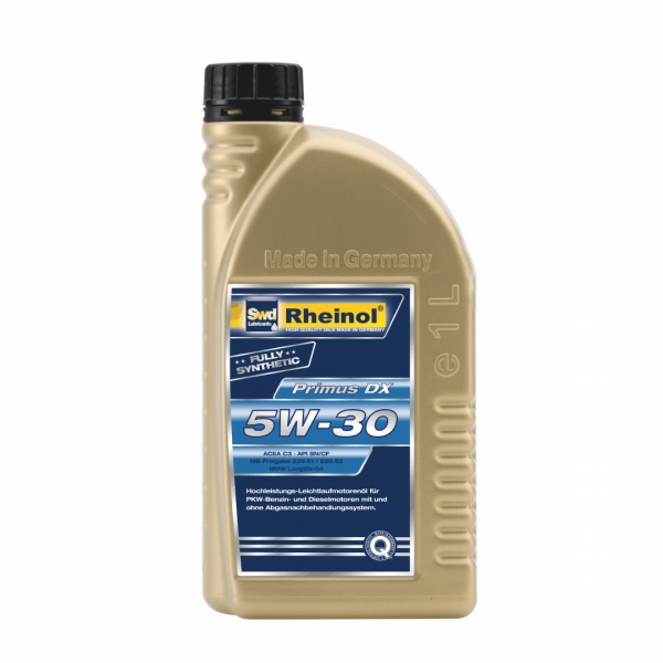 Моторное масло Swd Rheinol Primus DX 5W-30 1л