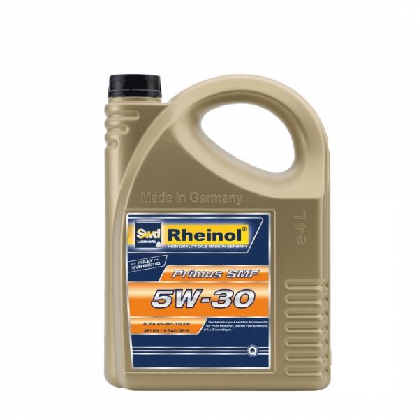 Моторное масло Swd Rheinol Primus SMF 5W-30 4л