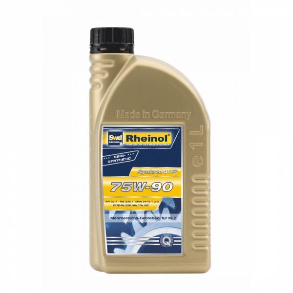 Трансмиссионное масло Swd Rheinol Synkrol 4 TS 75W-90 1л