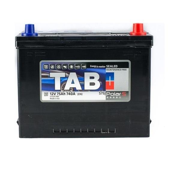 Аккумулятор Tab Polar S 75 Ah (R)
