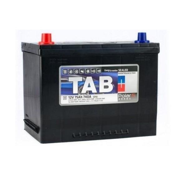 Аккумулятор Tab Polar S 75 Ah (L)
