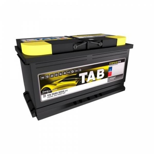 Аккумулятор Tab EFB Start Stop 90 Ah (0)