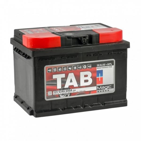 Аккумулятор Tab Magic 62 Ah (0)