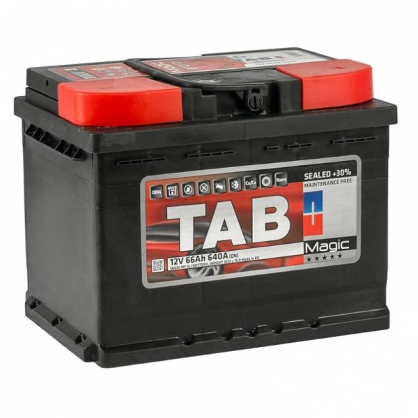 Аккумулятор Tab Magic 66 Ah (0)
