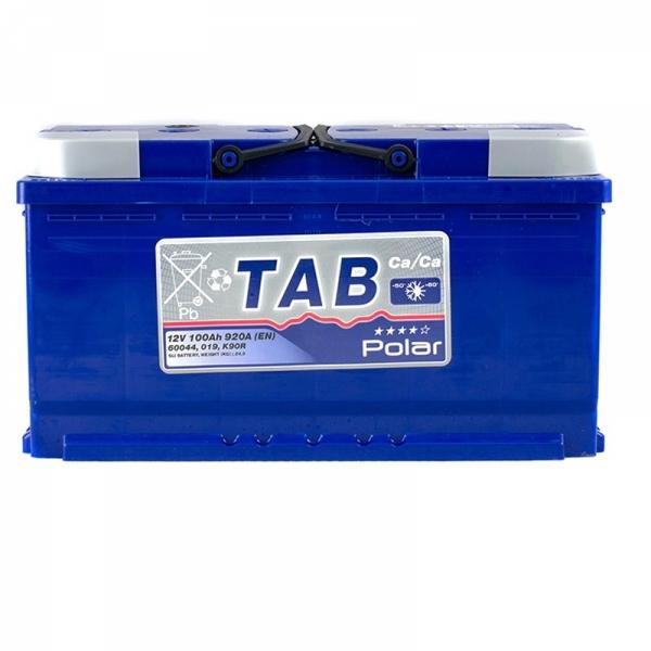 Аккумулятор Tab Polar Blue 100 Ah (0)