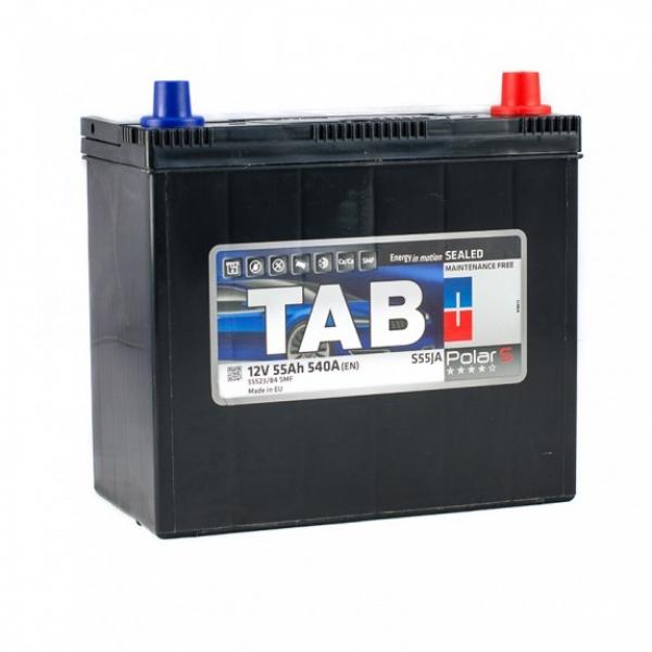 Аккумулятор Tab Polar S Japan 55 Ah (0)