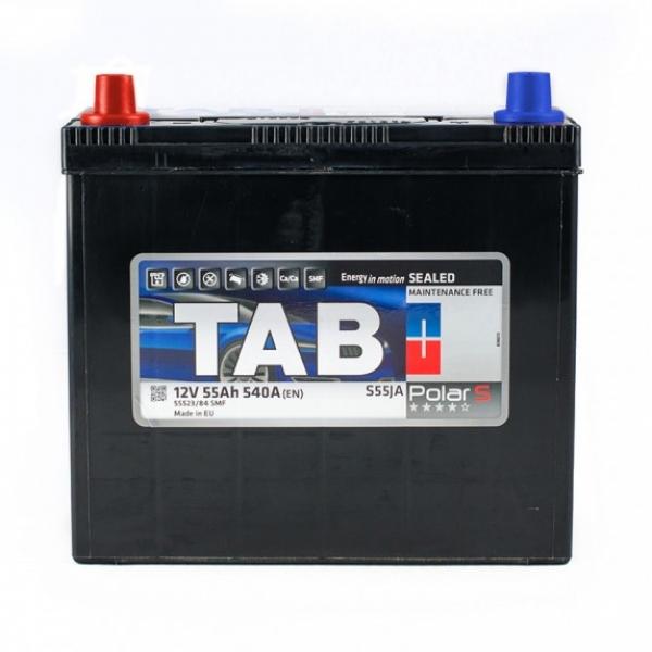 Аккумулятор Tab Polar S Japan 55 Ah (1)