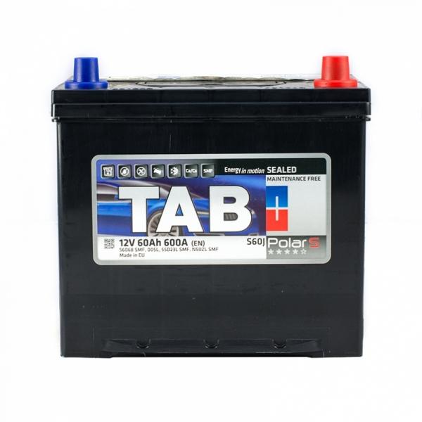 Аккумулятор Tab Polar S Japan 60 Ah (0)