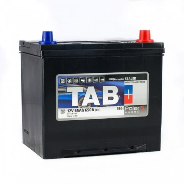 Аккумулятор Tab Polar S Japan 65 Ah (0)