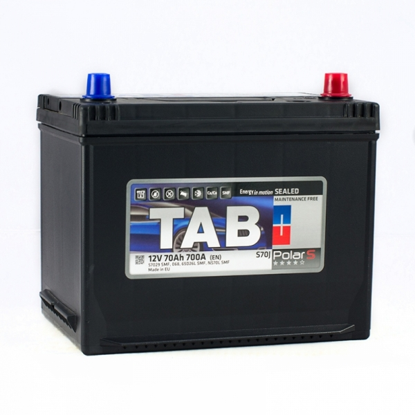 Аккумулятор Tab Polar S Japan 70 Ah (0)