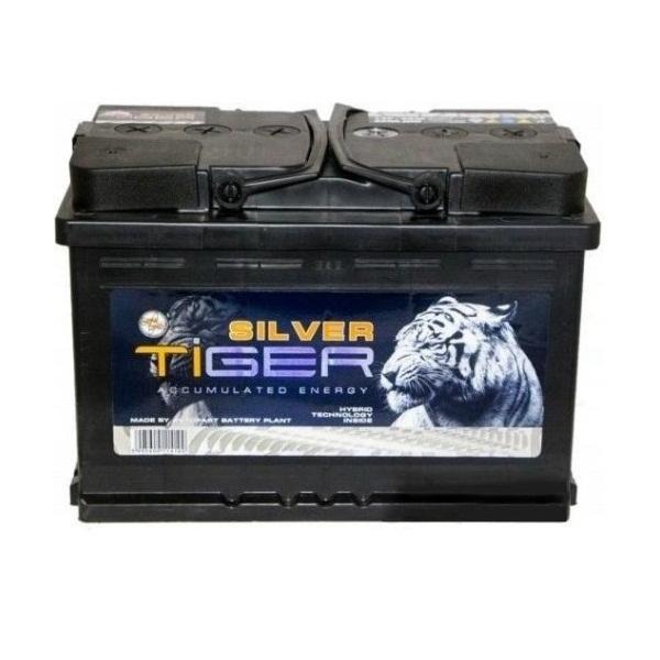 Аккумулятор Tiger Silver 60 Ah (R)