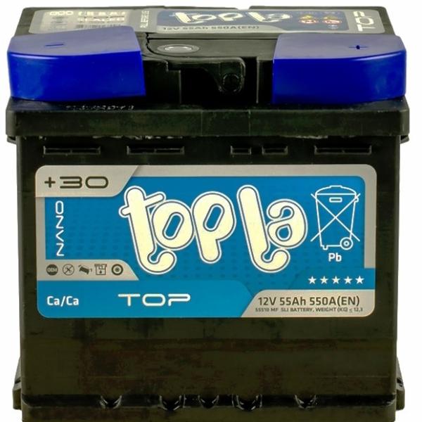 Аккумулятор Topla TOP Euro 55 Ah