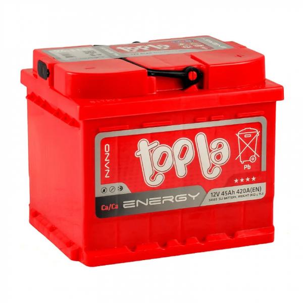 Аккумулятор Topla Energy 45 Ah (R)