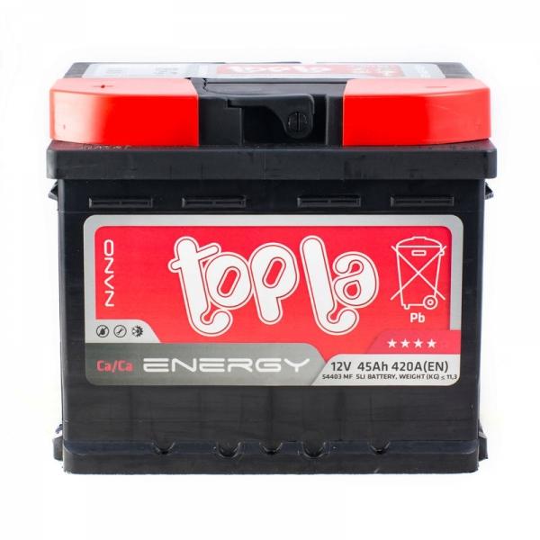 Аккумулятор Topla Energy 45 Ah (L)