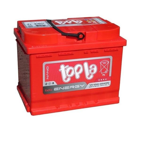 Аккумулятор Topla Energy 60 Ah (L)