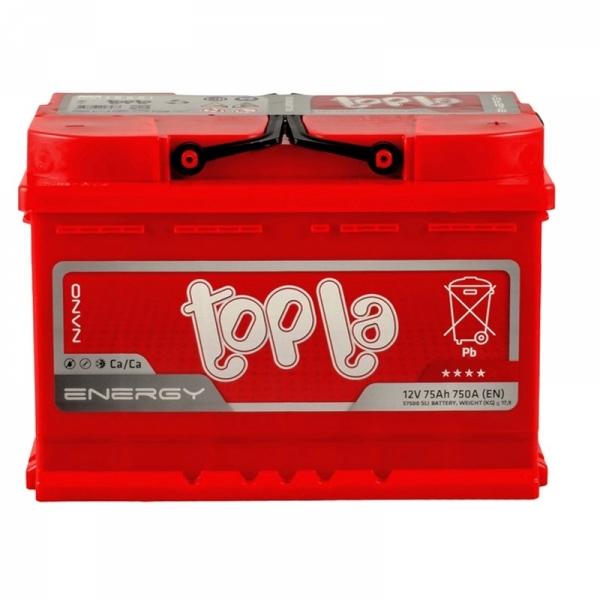 Аккумулятор Topla Energy 75 Ah (R)
