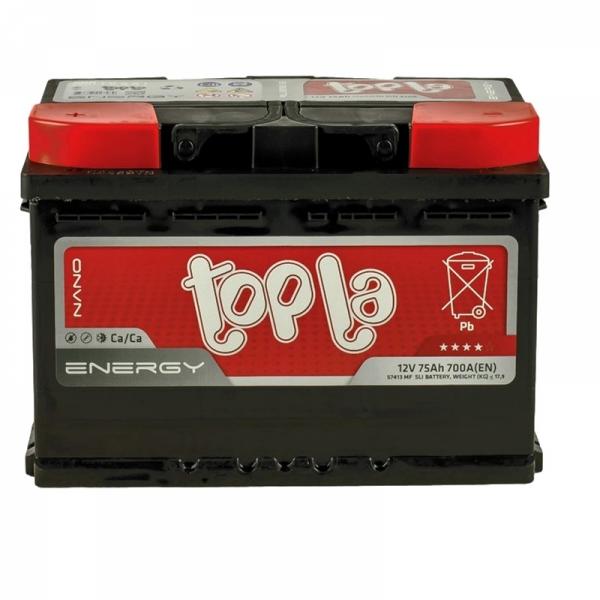 Аккумулятор Topla Energy 75 Ah (L)