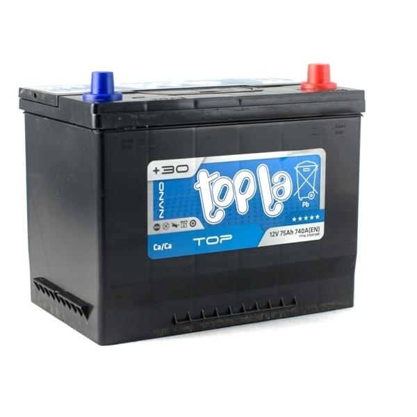 Аккумулятор Topla Top Japan 75 Ah (0)