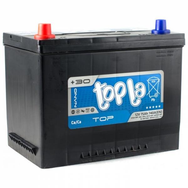Аккумулятор Topla Top Japan 75 Ah (1)