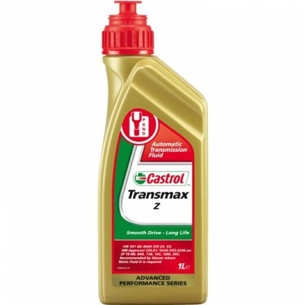 Трансмиссионное масло Castrol Transmax Z 1л