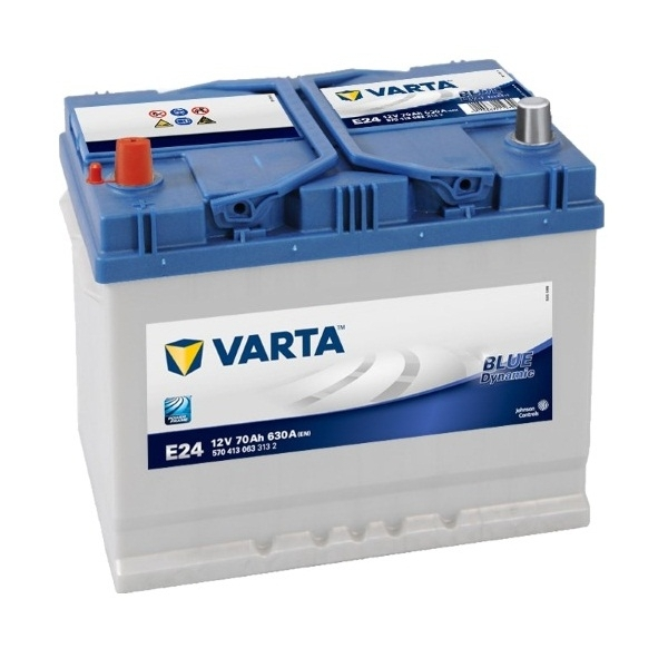 Аккумулятор Varta Blue Dynamic 70 Ah (E24)