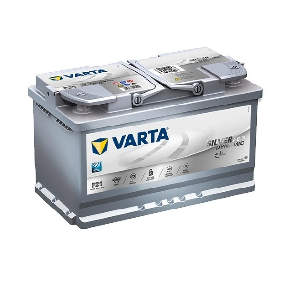 Аккумулятор Varta Start Stop Plus AGM 80 Ah (F21)