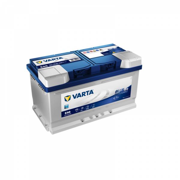 Аккумулятор Varta Blue Dynamic EFB 75Ah (E46)