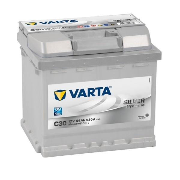 Аккумулятор Varta Silver Dynamic 54 Ah (C30)