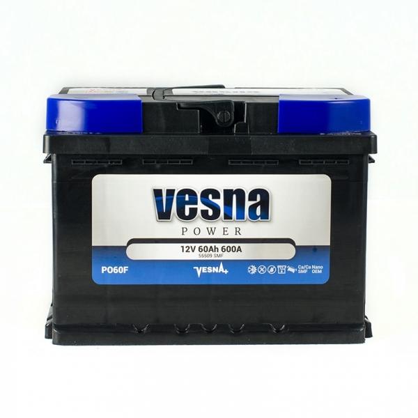 Аккумулятор Vesna Power 60Ah (0)