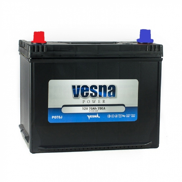 Аккумулятор Vesna Power Japan 70Ah (1)