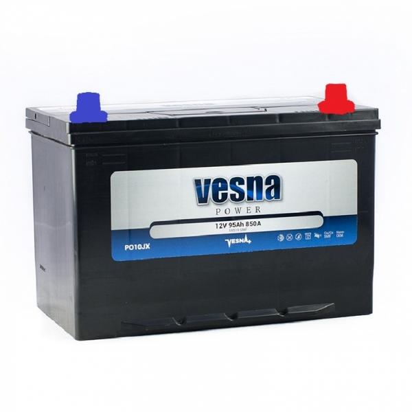 Аккумулятор Vesna Power Japan 95Ah (0)