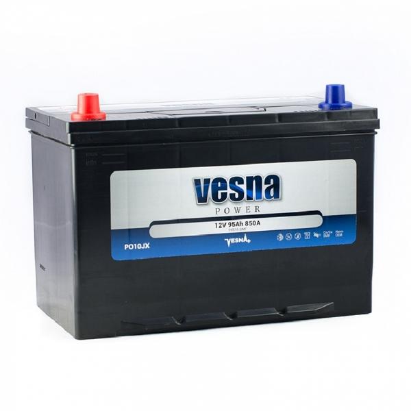 Аккумулятор Vesna Power Japan 95Ah (1)
